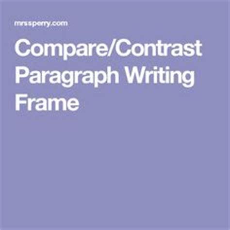 Write compare contrast essay three topics